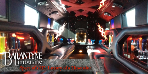 Hire Limousines Around Charlotte
