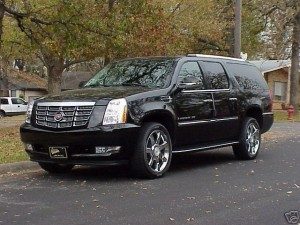 Chauffeured Limousine Service