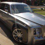Rolls Royce Phantom Rental Charlotte NC