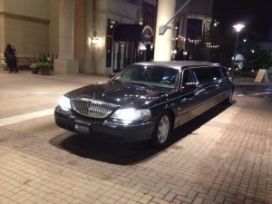 "Federal 120"" Limousine"