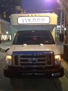 Limo Bus Service Charlotte