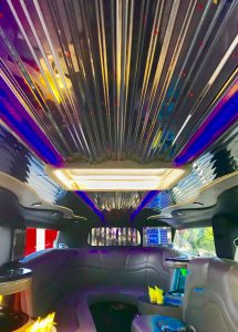 Black Hummer Stretch Limo